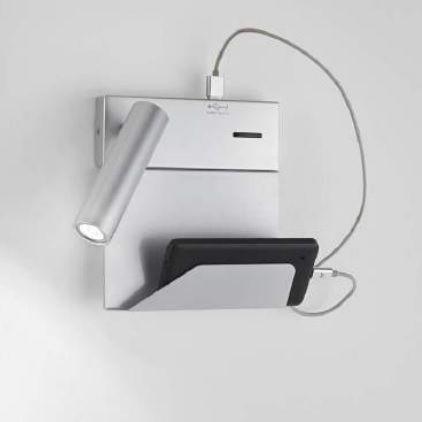 Lamper med USB-utgang