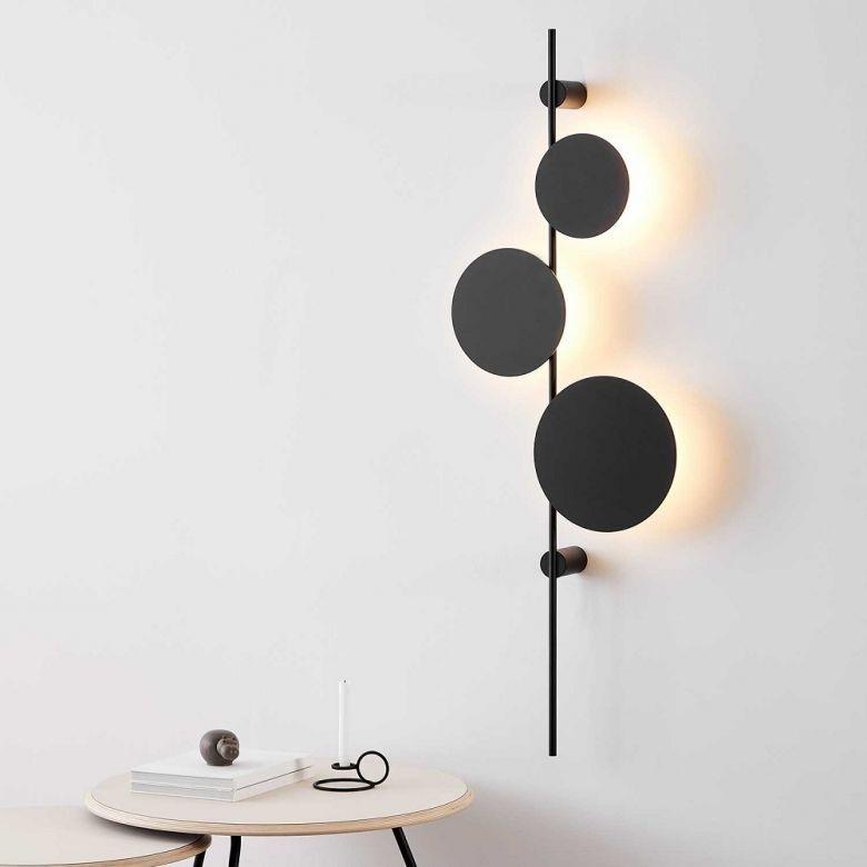 Vegglamper for allmenn belysning