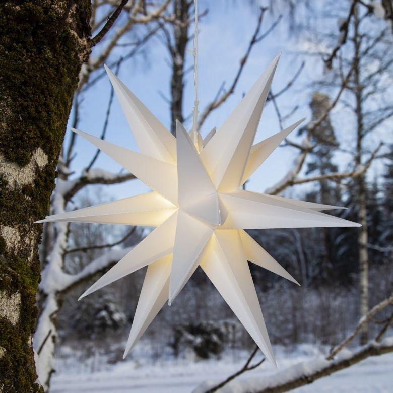 Stjerne utendørs