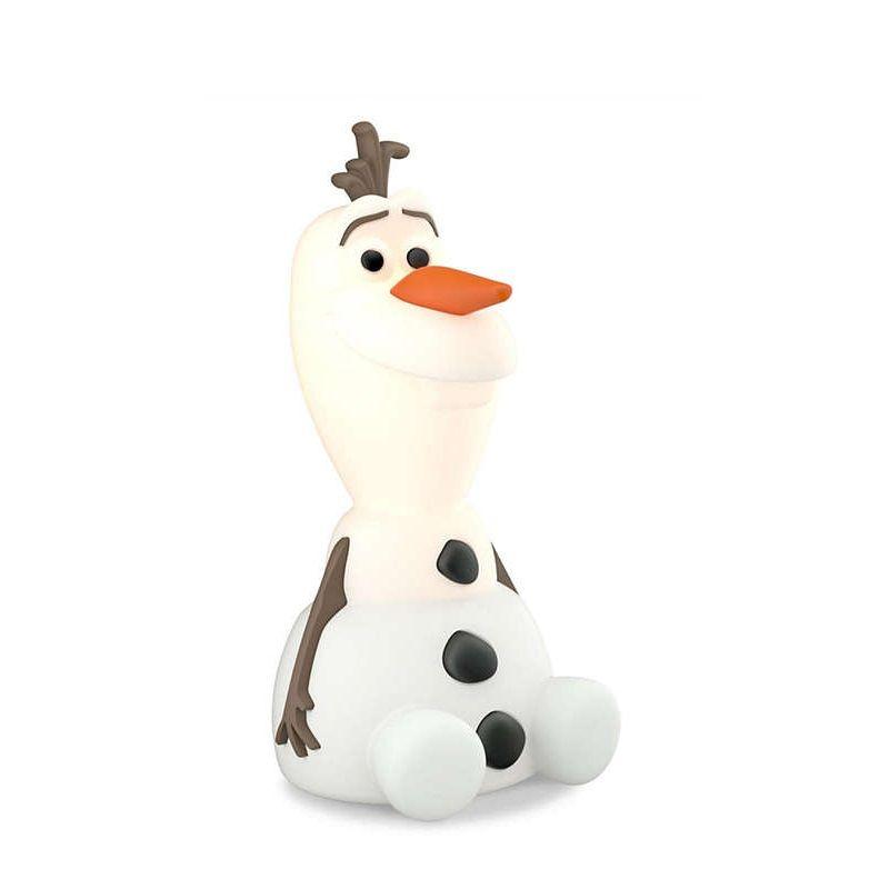 Olaf, batteridrevet LED-lampe - Sengelampe for barnerom ...