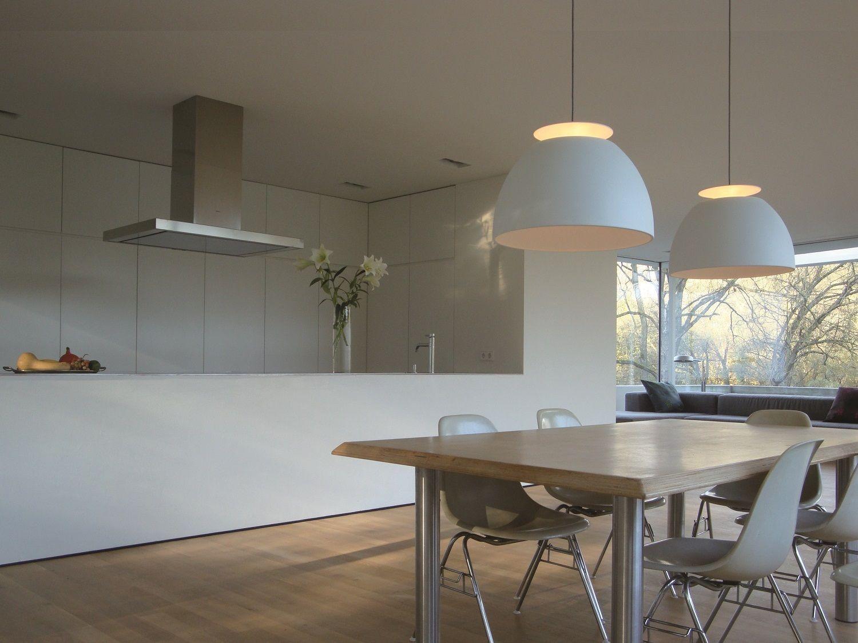 Spisebordslampe – Vifte til vedovn