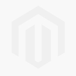 Fauna lazercut glasskule for batteri, høyde 9 cm, Hvit
