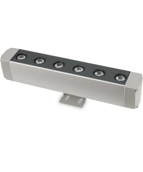 Convert, 12W LED, anodisert aluminium, bredde 35 cm