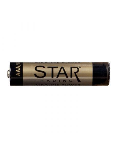 Batteri AAA 1,5V power alkaline, pakke med 6