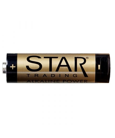Batteri AA 1,5V power 2900mAh alkaline, pakke med 6