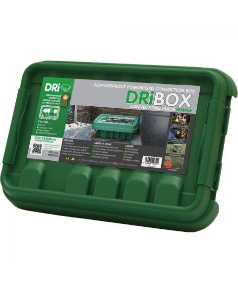 DriBox 33x23x13cm for beskytting av kontakter