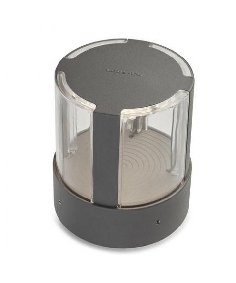 Compact Beacon, 11W LED, høyde 14 cm, Antrasitt