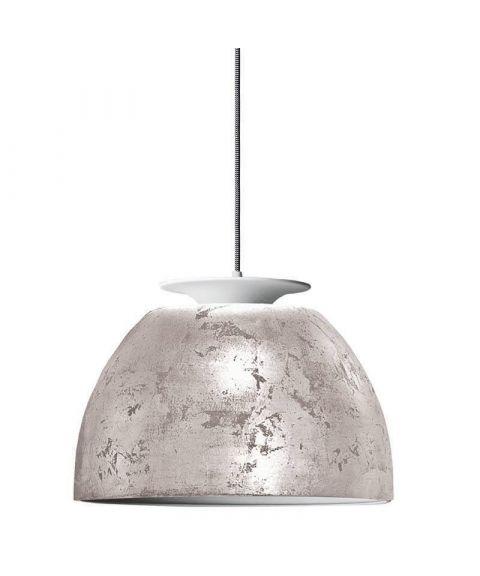 Bossinha takpendel, diameter 37 cm, Sølv