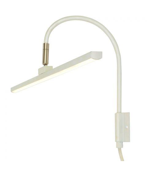 Miro LED maleribelysning, bredde 40 cm