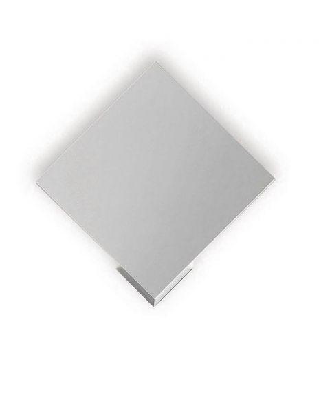 Puzzle Square vegglampe 17W LED, Dimbar