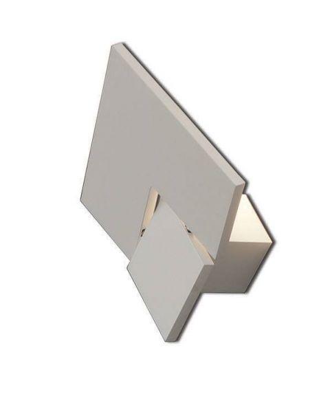 Puzzle Twist vegglampe 17W LED, Dimbar