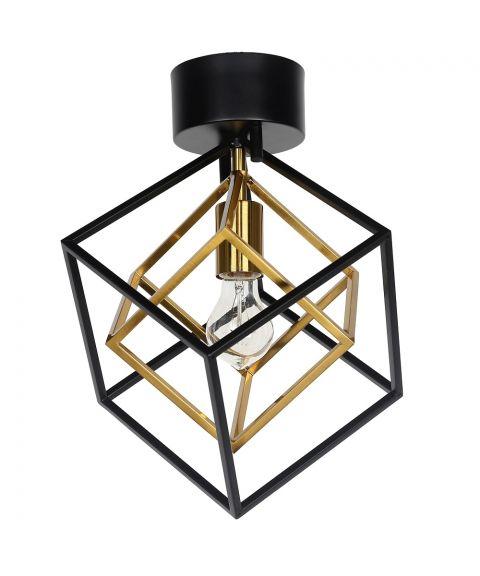 Cubes taklampe
