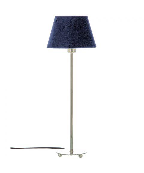 Ester bordlampe (u/skjerm), høyde 43 cm