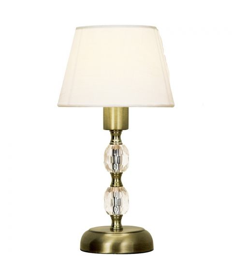 Johanna bordlampe, høyde 30 cm