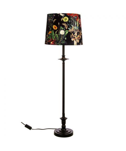 Torne bordlampe (u/skjerm), høyde 80 cm
