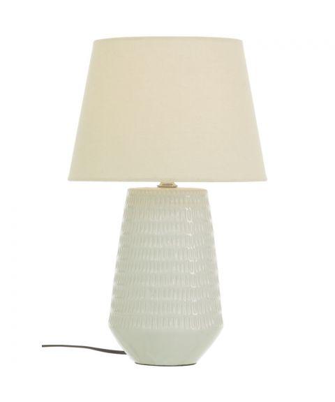 Mona bordlampe, høyde 45 cm