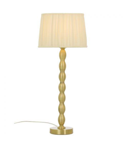 Josefine bordlampe (u/skjerm), høyde 50 cm