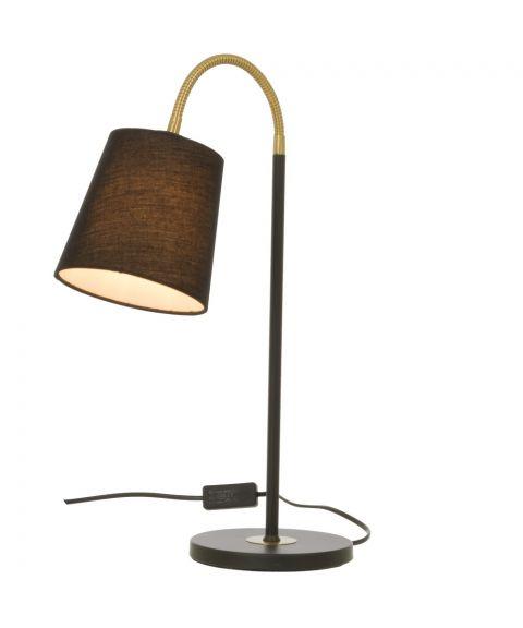 Ljusdal bordlampe, høyde 49 cm