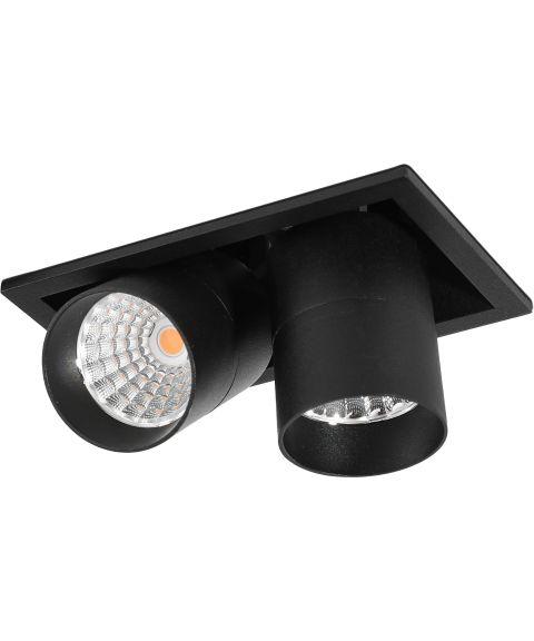 Aria mini flex K2, 2x5W dimbar LED 3000K 2x434lm