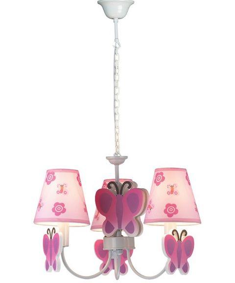 Butterfly taklampe, diameter 35 cm