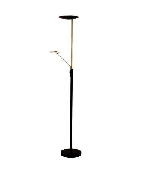 Cadiz uplight gulvlampe, høyde 186 cm
