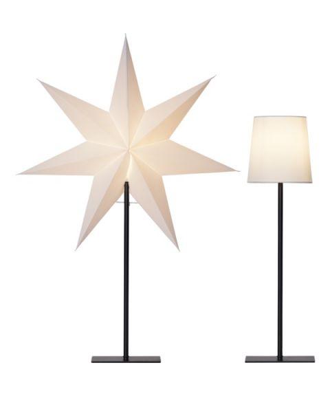 Frozen, Julestjerne og bordlampe i ett, høyde 76 cm