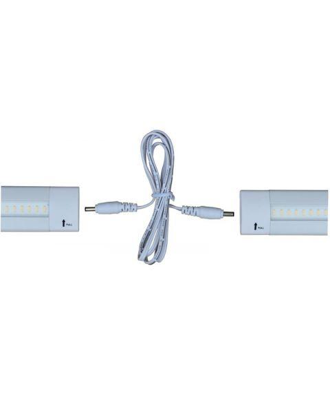 Slim Linear LED - 15 cm kabel for sammenkobling