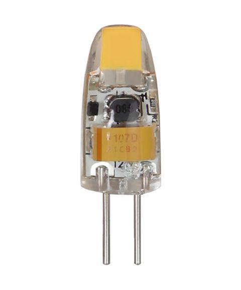 Illumination G4 12V 4000K (kaldt lys) 0,95W LED 95lm, Dimbar
