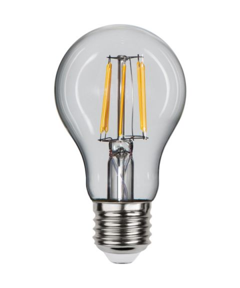 Illumination E27 Normal 2700K 7W LED 800lm, Med lyssensor