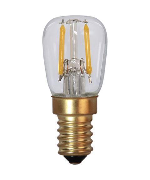 Decoration E14 Ozon soft Glow 2100K 1,4W LED 60lm, Dimbar