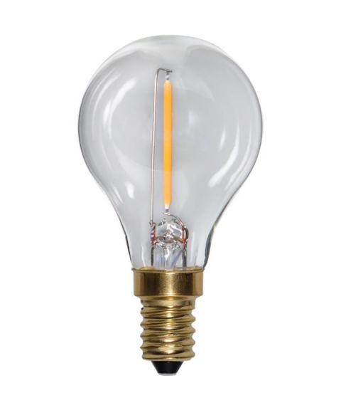 Decoration E14 Illum Soft Glow 2100K 0,8W LED 70lm