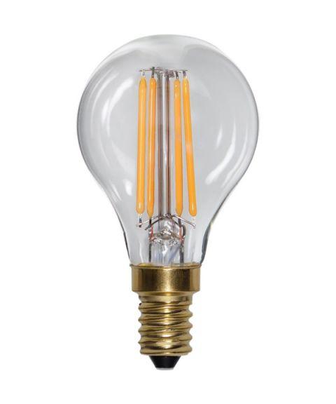 Decoration E14 Illum Soft Glow 2100K 4W LED 350lm, Dimbar