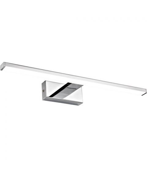 Specchio vegglampe, 50 cm, LED 2700K 380lm, Krom