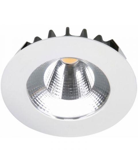 Hudson downlight, 6W LED, (Utenpåliggende), diameter 7 cm