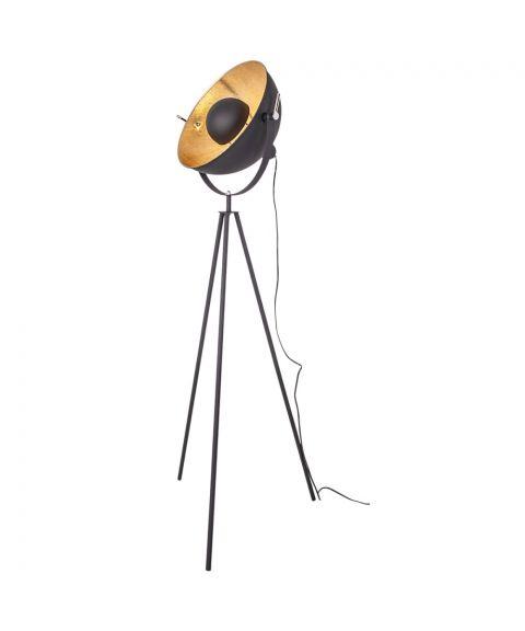 Captain mini gulvlampe, høyde 145 cm