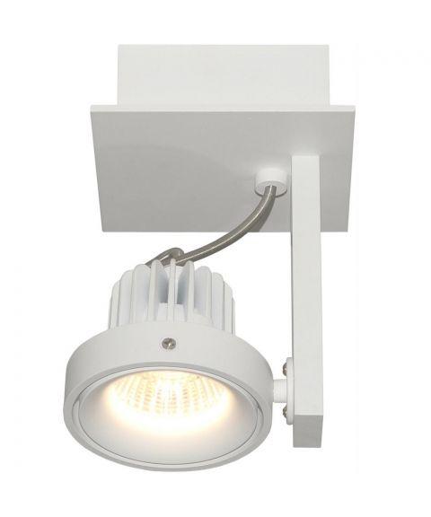 Hernando Nuevo spot, dimbar 9W LED, Hvit (restlager)