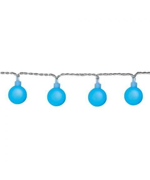Berry slynge, 7 meter, LED (x50), Blå