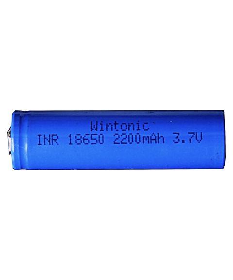 Spesialbatteri 3,7V 18650Li-Ion oppladbart