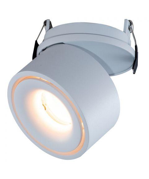 Glow 59 innfelt justerbar spot 2700K 9W LED CRI90 (eks.driver)