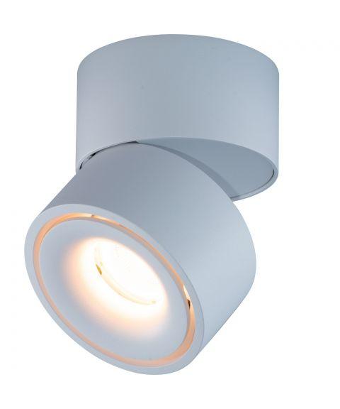 Glow 82 justerbar takspot 2700K 9W LED CRI90, dimbar