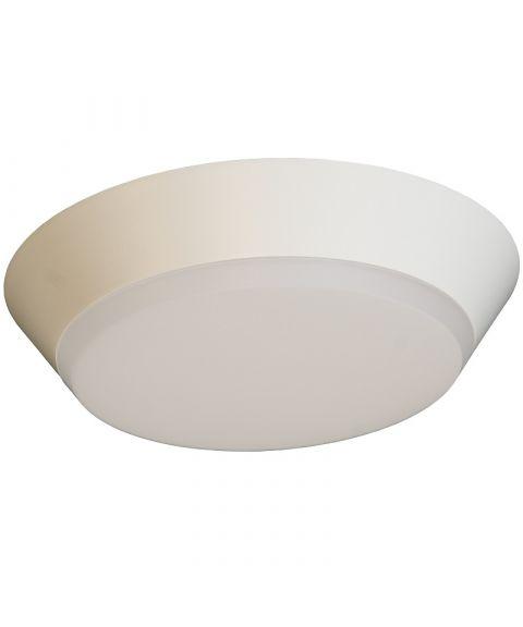 Draft taklampe, diameter 31 cm, 29W LED 3000K 1850lm, dimbar