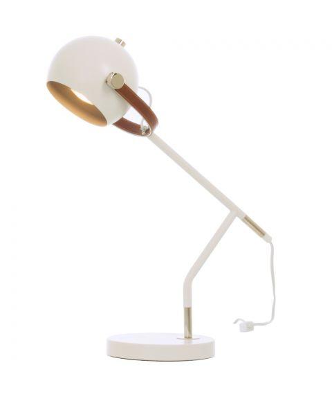 Bow skrivebordslampe, høyde 54 cm