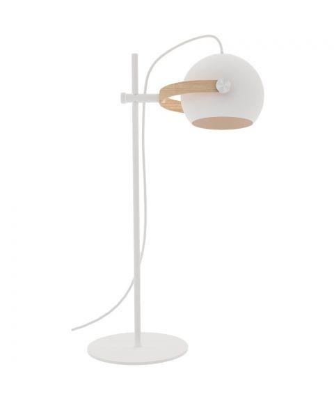 D.C bordlampe, høyde 50 cm