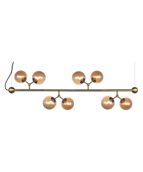 Atom 8 pendelskinne, lengde 123 cm