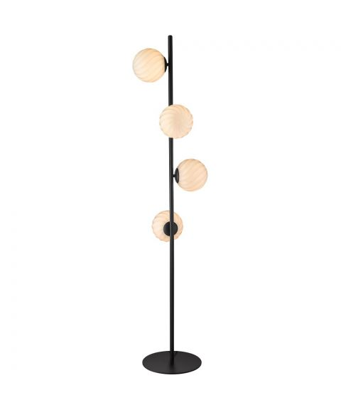 Twist 4 gulvlampe, høyde 150 cm