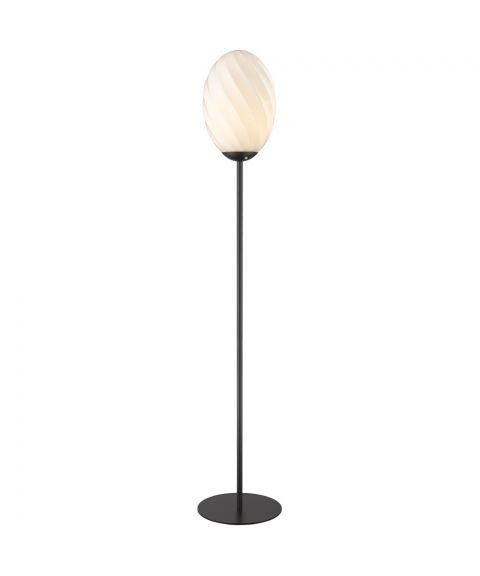 Twist Oval gulvlampe, høyde 145 cm