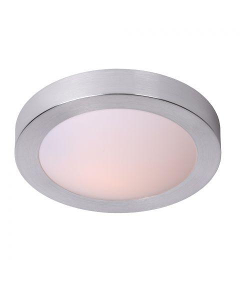 Fresh taklampe IP44, diameter 27 cm, Aluminium (restlager)