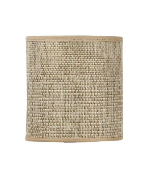 9156 Lampeskjerm, høyde 16 cm, diameter 15 cm