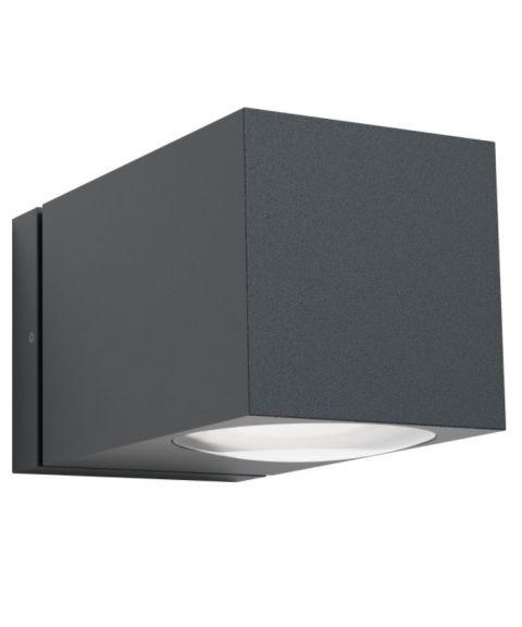 Como vegglampe, lys opp og ned, dimbar LED 3000K 600lm
