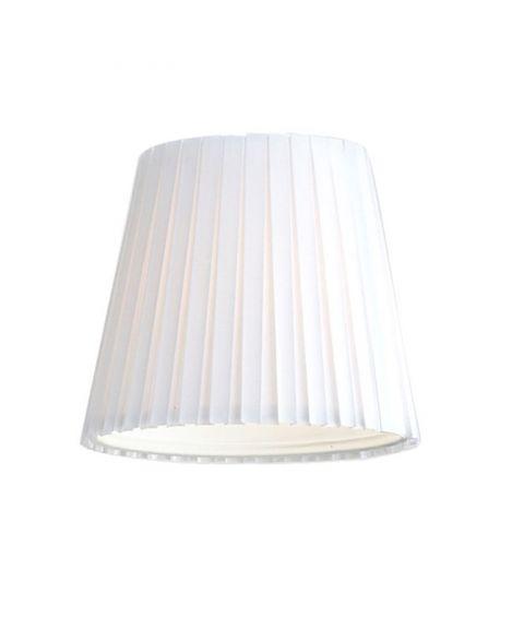 9352 Lampeskjerm, høyde 17 cm, diameter 20 cm (restlager)